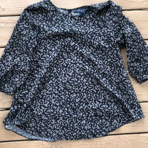 French connection Long sleeve size 6